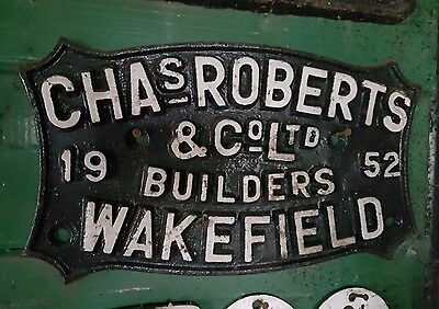 old railway signs