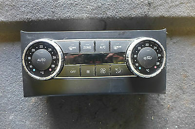Mercedes C Class W204 Climate Heater Control Panel Switch A2049006608