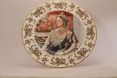 Queen Mother 80th Birthday 1980 Plate 779