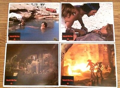 NIGHTWING (1979) - 11x14 Set of 8 Lobby Cards & 38 Stills - Publicity Lot