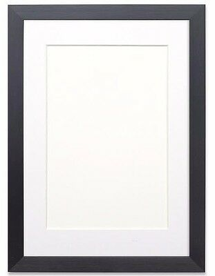 Rainbow Range Picture Frame Photo Frame Poster Frame  Black With Bespoke Mount