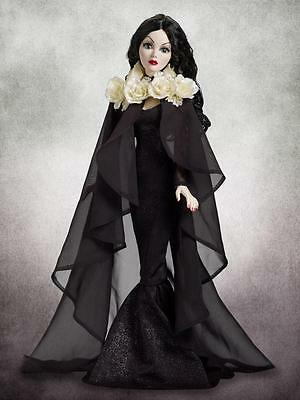 Tonner Evangeline Ghastly Love And Darkness Cape Htf Nrfb Fast Shipping