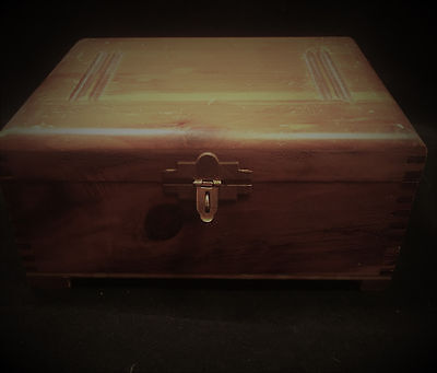 Paranormal Magical Metaphysical Witch's Craft Box