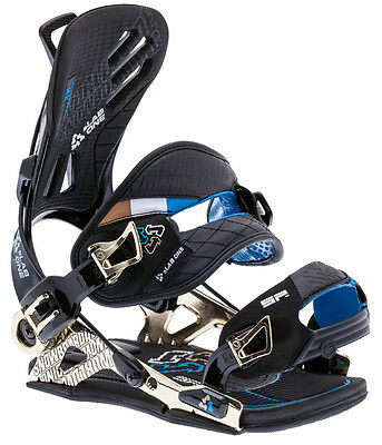 Snowboard Bindings SP Fastec sLab.One Gold S - New!!!