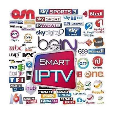 BEST IPTV IN THE WORLD  4000 CHANNELS - 1 Year