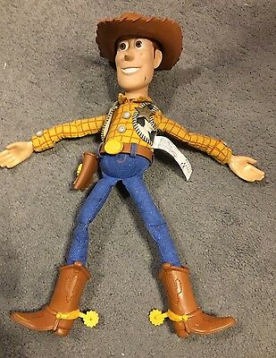 toy story woody talking