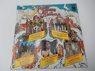 It's Christmas In Motown  SPR90010UK Vinyl LP Temptations Jackson 5 and others