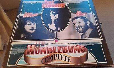 THE HUMBLEBUMS Original UK `BOX SET` 3 x Lp`s 1974 `Complete` stunning MINT.