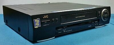 Reproductor Vhs Jvc Video Hr-J658Eh Plug And Play Best Picture System Pal Hifi