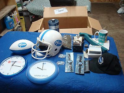 Pfizer collector merchandise, as is
