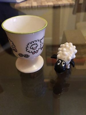 Sheep Egg Cup