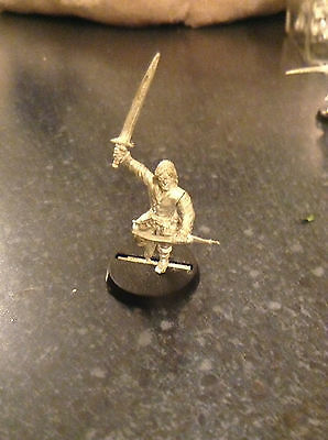 Aragorn Strider metal model Lord of the Rings Games Workshop Lot C