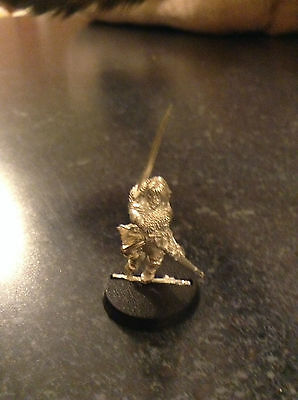 Aragorn Strider metal model Lord of the Rings Games Workshop Lot E