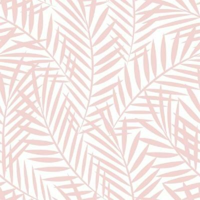 4 x Paper Napkins - Palm Leaves Rose - Ideal for decoupage / decopatch