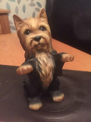 china dog ornament Nice And Cute In Very Good Condition