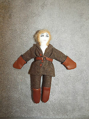 "American Girl Doll Kit's Aviator 7"" Mini Rag Doll"