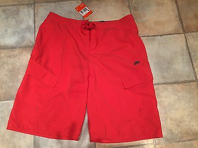 Nike Coral Swimming Shorts Size 34 Waste