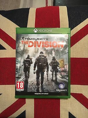 Tom Clancy's The Division Xbox One - Used