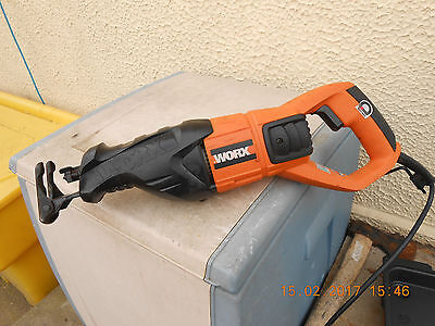 Worx WX401Reciprocating Saw.