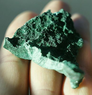 29g Natural Malachite Crystal mineral specimen from Congo