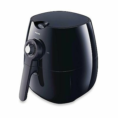 Philips Viva Collection Air Fryer in Black