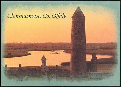 Postcard - Clonmacnoise Co Offaly Ireland By J Hinde 2/oy7 Unposted