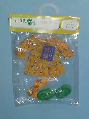 Muffy Collection, Muffy VanderBear The Sewing Lesson Outfit,  New