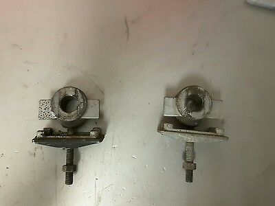 1994 Yamaha Fzr600 Chain Adjusters Tighteners Tensioners Pullers Oem