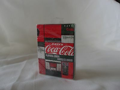 Coca-Cola Unopened / Sealed Bicycle Playing Cards (USA)