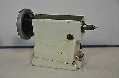 "Tailstock - Adjustable Centerline Height 5"" MAX"