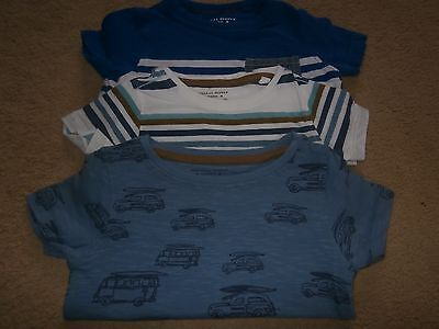 Next Baby Boys T Shirts X3 Bundle Age 3-6 Months