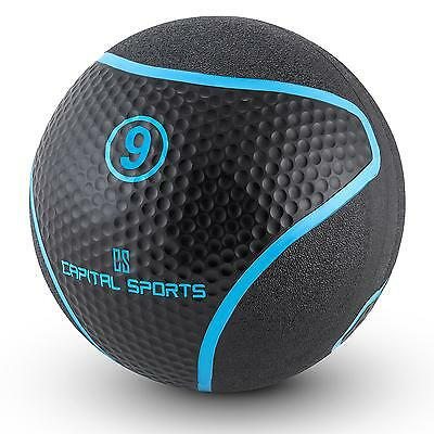PROMO MEDECINE BALL EXERCICES PHYSIQUES ABDOS ENTRAINEMENT FITNESS Training 9KG