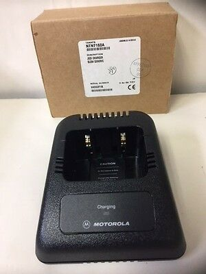 Motorola NTN1174A NTN7160A JEDI Charger CUP ONLY For HT1000 MTS2000