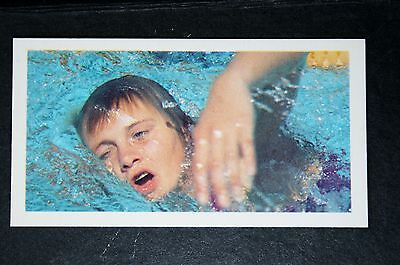 Swimming    Shane Gould   Australia   Photo Card  VGC