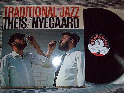 theis / nyegaard - traditional jazz...storyville l.p