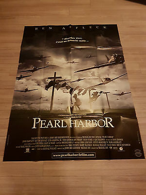 affiche cinéma film movie poster 120x160 pearl harbor