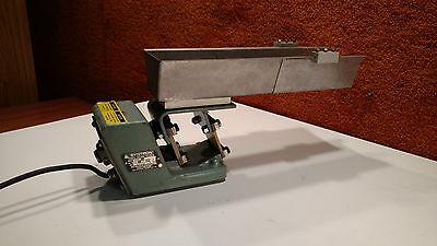 FMC Syntron Magnetic Feeder FT01-A Material Handling Vibrator Equipment 115V .9A