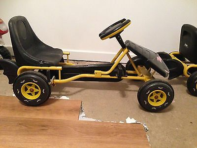 Children / Kids Pedal Go Cart 5-7 Years Old