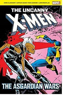 Uncanny X-Men: The Asgardian War by Chris Claremont Paperback Book New
