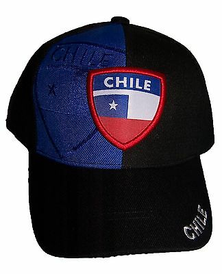 Chile South America Baseball Caps Hats Embroidered Gifts  ( 75050CCCH1-1*^)