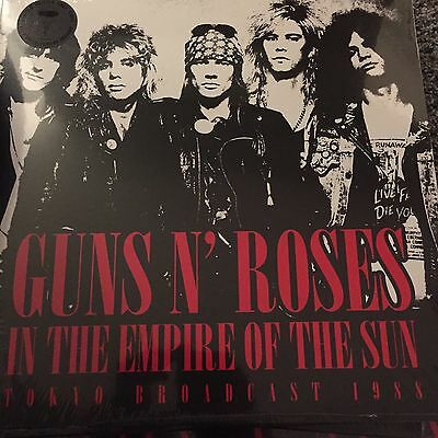 Guns N' Roses - Empire Of The Sun - 2 x Vinyl LP - NEW AND SEALED