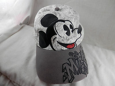 Disney Mickey Mouse Baseball hat cap adjustable strap adult