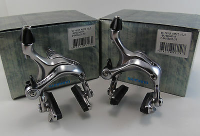 Nos Shimano Dura-Ace Brakes, Front & Rear, BR-7800, New In Boxes.