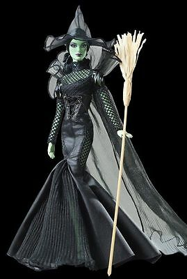 Barbie - Wizard Of Oz - Wicked Witch Of The West - Fantasy Glamour - In Shipper