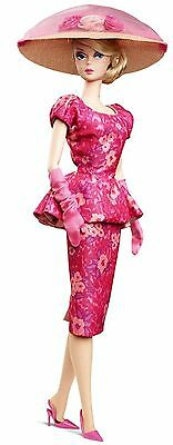BFMC Barbie Silkstone Fashionably Floral Model Doll MINT IN TISSUE NRFB SOLD OUT