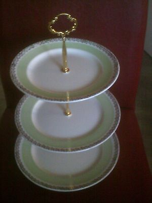 gorgeous vintage 3 tier cake stand royal harvey