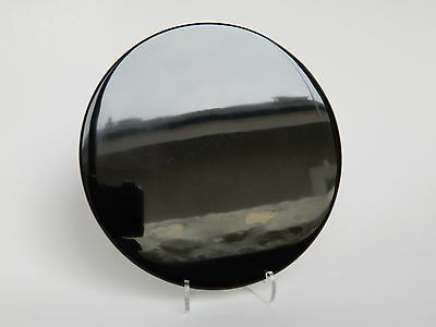 """Obsidian Mirror 6"""", Hand Crafted"""