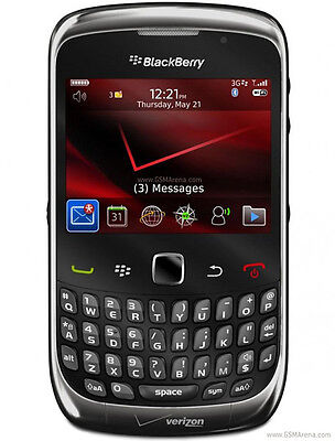 Blackberry Curve 3G  Dummy Sample Phone Not Working