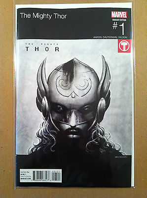 Mighty Thor #1 Mike Deodato Hip-Hop Variant 1St Printing Nm Mf Doom Madvillain