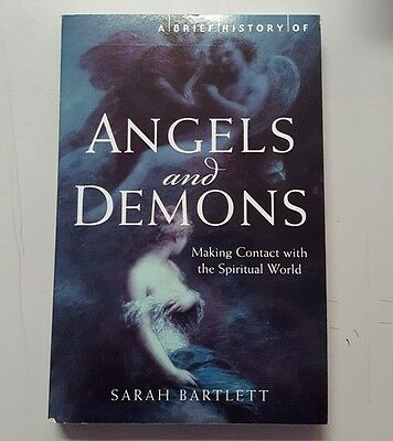 A Brief History of Angels and Demons 9781849016988 by Sarah Bartlett
